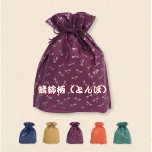 和ごころ巾着シリーズ (蜻蛉柄) ※50枚入|shop-inaseya
