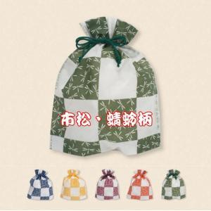 和ごころ巾着シリーズ (市松・蜻蛉柄) ※50枚入|shop-inaseya
