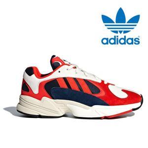 アディダス オリジナルス ヤング メンズ レディース スニーカー ダッドシューズ ダッドスニーカー adidas originals YUNG 1 B37615|shop-kandj