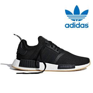 アディダス スニーカー オリジナルス ノマド メンズ レディース シューズ 靴 ブラック 黒 adidas originals NMD R1 B42200|shop-kandj