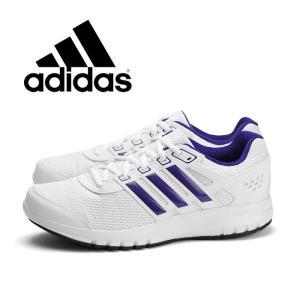 アディダス adidas デュラモライト レディース スニーカー ランニングシューズ マラソン ジョギング ウォーキング ホワイト 白 3E DURAMO LITE W CP8768|shop-kandj