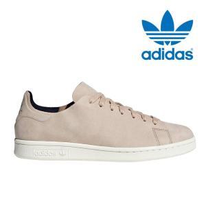 アディダス オリジナルス スタンスミス ウィメンズ レディース スニーカー ヌバック レザー シューズ 靴 ピンク adidas originals STAN SMITH NUUD W CQ2898|shop-kandj