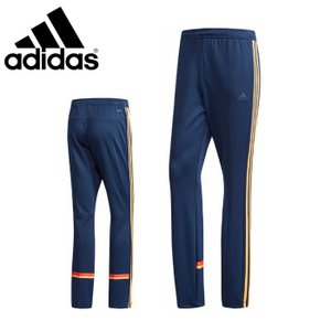 アディダス adidas ESSENTIALS レトロスポーツジャージパンツ メンズ レディース ジム トレーニングウェア カレッジネイビー NAVY ETZ92|shop-kandj