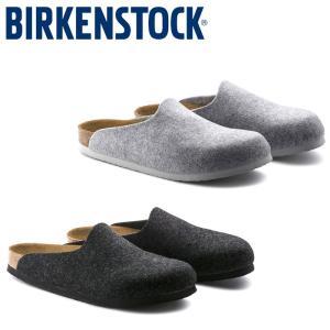 ビルケンシュトック アムステルダム GC559111 GC559121 サンダル 室内履き コンフォートサンダル メンズ レディース グレー 灰 Birkenstock AMSTERDAM 靴|shop-kandj