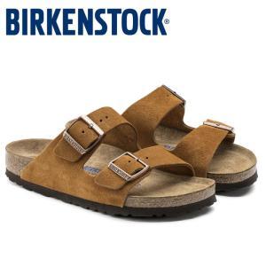 ビルケンシュトック Birkenstock アリゾナ スウェード レディース メンズ サンダル コンフォート ソフトフットベッド 本革 ARIZONA|shop-kandj