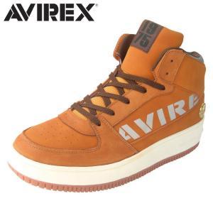 アヴィレックス AVIREX ブーツスニーカー スニーカー ミッドカット メンズ レディース GOLD TORNADO MID ヌバック shop-kandj