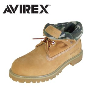 アビレックス AVIREX AV3010 コブラロール ブーツ メンズ レディース GOLD NUBUCK ゴールド ヌバック イエローヌバック COBRA ROLL アヴィレックス 本革 shop-kandj