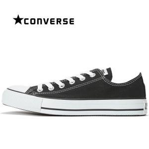 コンバース CONVERSE オールスター ローカット スニーカー レディース メンズ キャンバス シューズ 定番 靴 黒 ブラック ALL STAR OX|shop-kandj