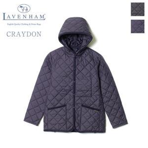 ラベンハム クレイドン ラブンスター LAVENHAM CRAYDON キルトジャケット キルトジャケット コート ブラック ネイビー アウター レディース|shop-kandj