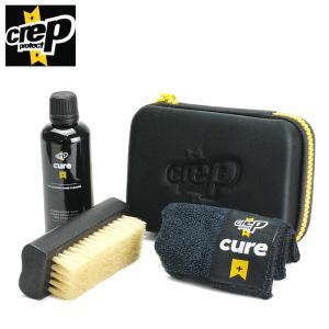 クレップ プロテクト シューケアキット スニーカークリーナー シューケア用品 ブラシ タオル Crep Protect 6065-29010|shop-kandj