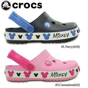 CROCS crocband Mickey clog 4
