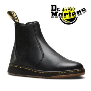 ドクターマーチン Dr.Martens グレイソン チェルシーブーツ サイドゴア ブーツ メンズ レディース ブラック 黒 BLACK DMS LITE GRAYSON 23881001|shop-kandj