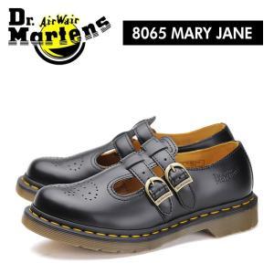 ドクターマーチン Dr.Martens コア メリージェーン ブラック ダブルストラップ ブーツ ローカット 靴 レディース|shop-kandj