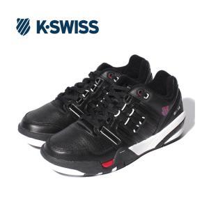 Kスイス ケースイス インターナショナル メンズ ブラック スニーカー ダッドスニーカー K-SWISS Si-18 International Black 36058231 shop-kandj