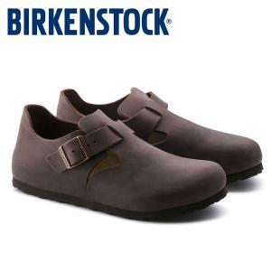 ビルケンシュトック Birkenstock ロンドン メンズ レディース シューズ 茶 ブラウン ハバナ 靴 本革 定番 コンフォートシューズ LONDON shop-kandj