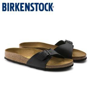 ビルケンシュトック Birkenstock マドリッド レディース サンダル コンフォートサンダル 黒 ブラック リラックスサンダル ビルコフロー MADRID|shop-kandj