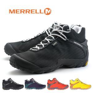 メレル MERRELL カメレオン7 ストーム ミッド ゴアテックス CHAMELEON7 STORM MID GORE-TEX メンズ|shop-kandj
