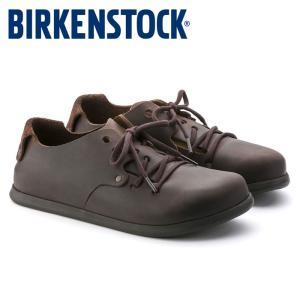 ビルケンシュトック Birkenstock モンタナ メンズ レディース レザーシューズ 茶 ブラウン 靴 本革 レザー 定番 コンフォートシューズ MONTANA shop-kandj