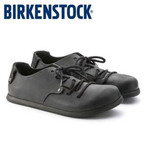 ビルケンシュトック Birkenstock モンタナ メンズ レディース レザーシューズ 黒 ブラック 靴 本革 レザー 定番 コンフォートシューズ MONTANA shop-kandj