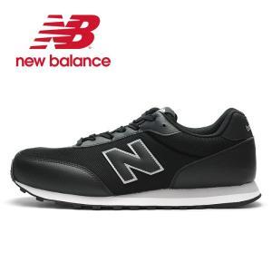 ニューバランス GM050LB メンズ スニーカー ブラック カジュアル シューズ 靴 4Eワイズ 幅広 ローカット New balance GM050LB 4E|shop-kandj