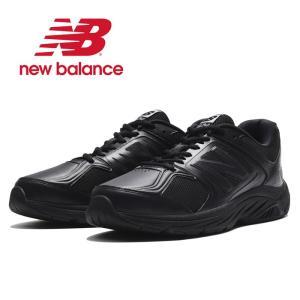 ニューバランス New Balance MW847 BK3 メンズ スニーカー ウォーキングシューズ トレーニング 靴 ローカット 4E 幅広 New balance ブラック|shop-kandj