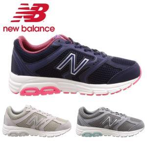 ニューバランス New Balance レディース スニーカー W460 ジョギング ランニング シューズ ネイビー 紺 グレー 灰 普通幅D 靴|shop-kandj