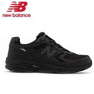 ニューバランス New Balance WW880 GK2 スニーカー レディース ウォーキング 幅広 ゴアテックス 防水 ローカット黒 ブラック シルバー|shop-kandj