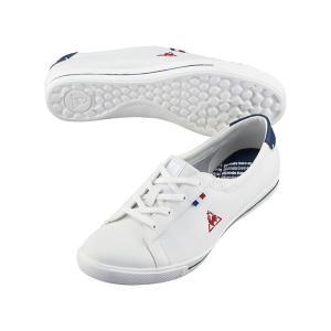 ルコック スポルティフ le coq sportif テルナ ウォーク スニーカー レディースシューズ 靴 ローカット 軽量 ホワイト ブルー レッド 白 青 赤 le coq sportif|shop-kandj