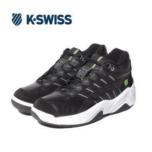 Kスイス ケースイス メンズ ブラック スニーカー ホワイト ダッドスニーカー SI-Defier7.0 Black/N.Gray/White 36061401|shop-kandj