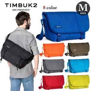 ティンバック2 クラシックメッセンジャー Mサイズ BAG 定番 自転車 ショルダーバッグ 21リットル TIMBUK2 Classic Messenger 1108-4|shop-kandj