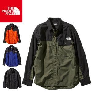 ノースフェイス ヌプシー シャツ メンズ ロングスリーブ THE NORTH FACE L/S Nuptse Shirt NR11961|shop-kandj