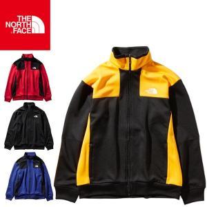 ノースフェイス ジャージージャケット メンズ 長袖 ジップ ジャージ ブラック ブルー イエロー レッド THE NORTH FACE Jersey Jacket NT11950|shop-kandj