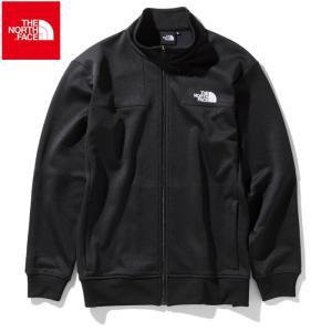 ノースフェイス ジャージジャケット メンズ 黒 ブラック Jersey Jacket THE NORTH FACE NT12050 shop-kandj