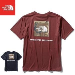 ノース フェイス Tシャツ メンズ ショートスリーブロゴカモティー 半袖 THE NORTH FACE S/S Logo Camo tee NT32035 shop-kandj