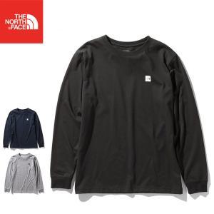 ザ ノース フェイス メンズ ロングスリーブスモールボックスロゴティー Tシャツ 長袖 ロンT THE NORTH FACE L/S Small Box Logo Tee NT32041 shop-kandj