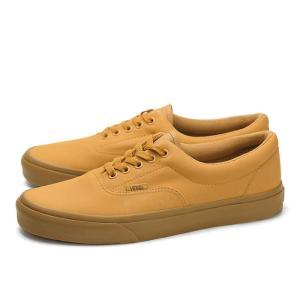 ヴァンズ バンズ VANS エラ ERA VANSBUCK スニーカー メンズ レディース ヌバック ローカット 靴 スケート ウィート WHEAT VN0A38FROTS|shop-kandj