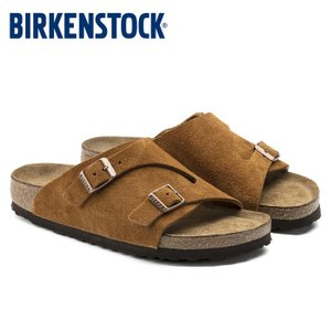 ビルケンシュトック Birkenstock チューリッヒ スウェード レディース メンズ サンダル コンフォート 本革 リラックス ZURICH shop-kandj