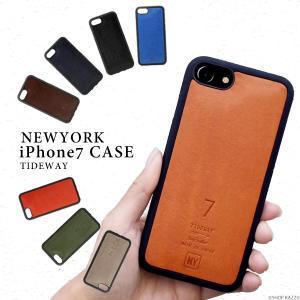 スマホケース レディース 本革 イタリーレザー TIDEWAY iPhone7ケース T2112|shop-kazzu