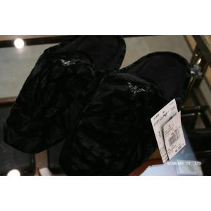 ゴージャスなEMPORIO ARMANI エンポリオ・アルマーニの室内履き shop-kinkodo