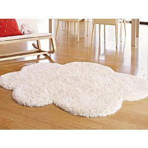 子供部屋に!「雲の柄」のラグカーペット TOR-3658(3461) 130x170cm 【ラグ/子供部屋】|shop-kyoto