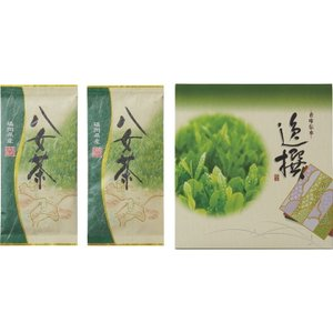 袋布向春園本店 八女茶詰合せYRT-03[A4] shop-magooch