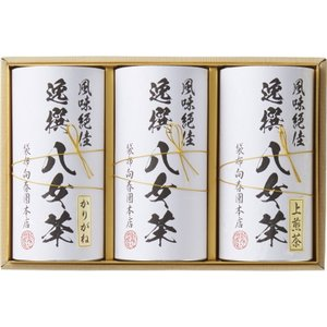 袋布向春園本店 八女茶詰合せYRT-06[A4] shop-magooch