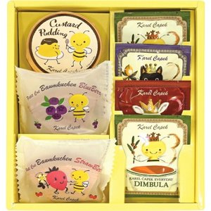 カレルチャペック紅茶店 紅茶詰合わせ (KC-15) [B5]ギフト お祝い 贈答品 内祝い お菓子 焼き菓子 手土産 結婚 ご挨拶 お返し プレゼント 出産|shop-magooch