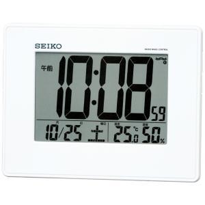 セイコー 掛置兼用電波目覚まし時計[A5]|shop-magooch