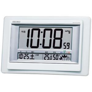 セイコー 掛置兼用電波時計[A3]|shop-magooch