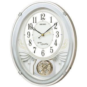セイコー 電波メロディ掛時計[大型商品につき包装不可]|shop-magooch