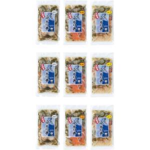 3種の海鮮ぶっかけ丼の素(9食)[A3]|shop-magooch