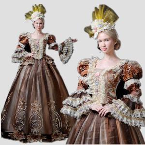 中世 貴族 ドレス(ゴシック、ロ...