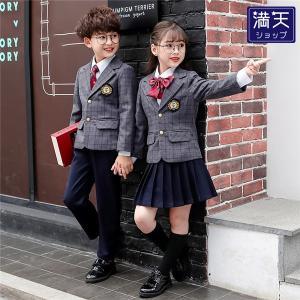 卒業式 スーツ 入学式 女の子 男の子 キッズ 子供 キッズスーツ 小学生 中学生 大きいサイズ 七五三 110~180|shop-manten
