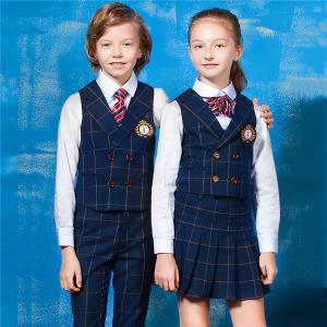 4点セット 卒業式 スーツ 入学式 スーツ 女の子 男の子 スーツ ジュニアスーツ 制服 チェック柄 キッズ 卒業式服 子供スーツ カジュアル|shop-manten